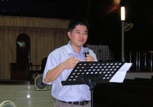 FROM THE HEART... Sharing how renewed faith enhances family life